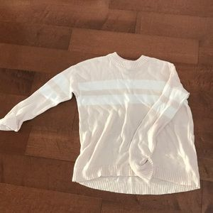 Super soft and comfortable baby pink sweater